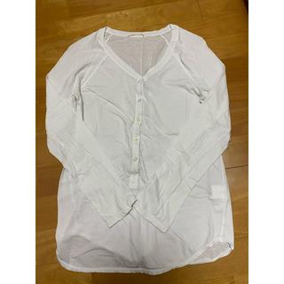 DEUXIEME CLASSE - ヘンリーネックTシャツ