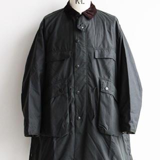 Engineered Garments - 新品 barbour kaptain sunshine 36 sagegreen