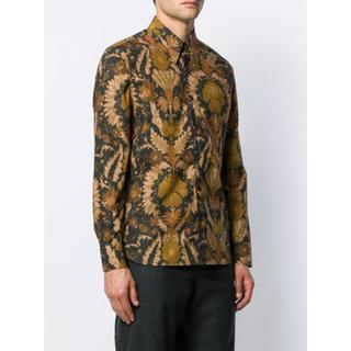 DRIES VAN NOTEN - dries van noten 定価6万 19aw shirts size48