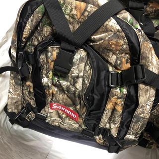 Supreme - supreme bag pack バッグ リュック camo カモ シュプリーム