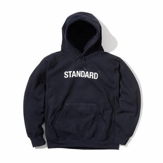 THE NORTH FACE - THE NORTH FACE STANDARD HOODIE ブラック XL