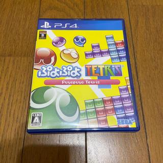 PlayStation4 - ぷよぷよテトリスPS4