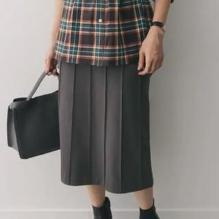 ドアーズ(DOORS / URBAN RESEARCH)のアーバンリサーチドアーズ スカート (ひざ丈スカート)