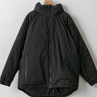 カスタネ(Kastane)のUSMC padding jacket ブラック(ダウンジャケット)
