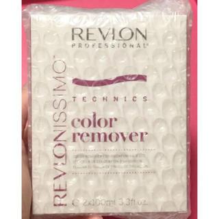 レブロン(REVLON)のREVLON PROFESSIONAL COLOR REMOVER(カラーリング剤)