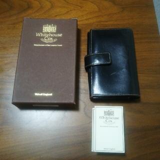 ホワイトハウスコックス(WHITEHOUSE COX)のWhitehouseCox財布(折り財布)