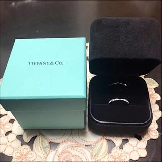 ティファニー(Tiffany & Co.)のティファニー ✳︎ ハーモニー  ペア リング(リング(指輪))