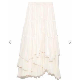 FRAY I.D - casa fline カーサフライン ボリュームスカート