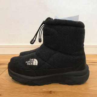 THE NORTH FACE - THE NORTH FACE Nuptse Bootie Wool IV