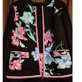 レオナール(LEONARD)の【お取り置き】2020年春夏 レオナール ニットジャケット 42(ニット/セーター)