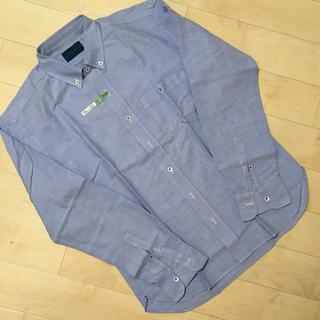 レイジブルー(RAGEBLUE)のRAGEBLUEシンプルなブルーのシャツ(シャツ)