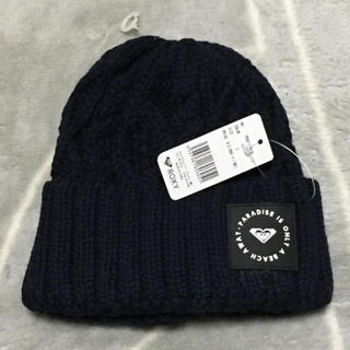 Roxy - ⭐️新品未使用⭐   ROXYニット帽