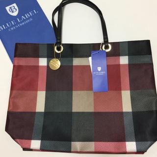 BURBERRY BLUE LABEL -   【新品】 ブルーレーベルクレストブリッジ トートバッグ