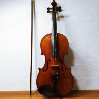 【ドイツ製カスタム】K.Shimora 4/4 120H バイオリン 1981(ヴァイオリン)
