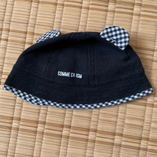 コムサイズム(COMME CA ISM)の☆momさま専用☆ベビー 帽子 コムサイズム(帽子)