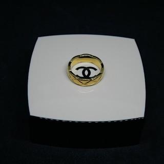 CHANEL - ノベルティ 指輪