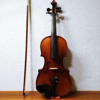 【ワンピースバック良杢】梅沢バイオリン 3/4 U50 1987(ヴァイオリン)