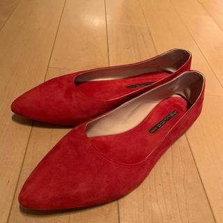 ペリーコ(PELLICO)のペリーコ サニーPELLICOのフラットシューズ 本革美品 ships(ローファー/革靴)