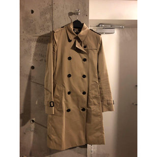 BURBERRY - 2018ss BURBERRY kensington trench coat