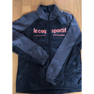 le coq sportif - 週末値下●美品●ルコック●ウインドブレーカー●ブラック