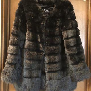 セシルマクビー(CECIL McBEE)のCECIL Mc BEE  コート(毛皮/ファーコート)