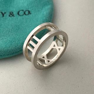 Tiffany & Co. - Tiffany オープンアトラス 指輪 14号
