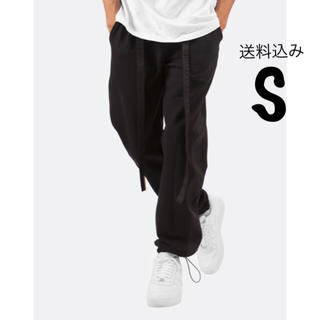 FEAR OF GOD - 【国内未入荷】mnml Baggy Track Sweatpants Black