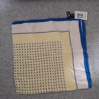 ミッシェルクラン(MICHEL KLEIN)のミッシェルクラン スカーフ シルク 未使用品 4900円(バンダナ/スカーフ)