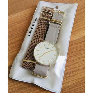 レプシィム(LEPSIM)のLEPSIM 腕時計(腕時計)