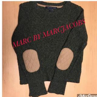 マークバイマークジェイコブス(MARC BY MARC JACOBS)の美品 MARC BY MARCJACOBS ニット セーター(ニット/セーター)