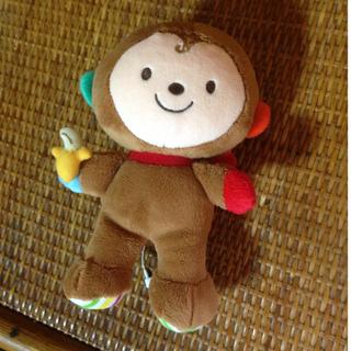 ミキハウス(mikihouse)のミキハウス 猿 ぬいぐるみ(ぬいぐるみ)