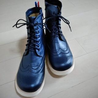 ブルークロス(bluecross)のBLUECROSSウイングチップブーツ(ブーツ)