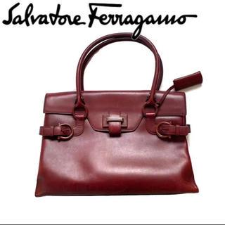 Salvatore Ferragamo - SalvatoreFerragamo サルヴァトーレフェラガモ トートバッグ
