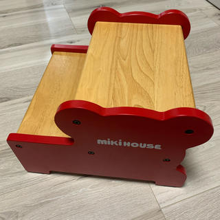 mikihouse - ミキハウス 非売品 ステップ台
