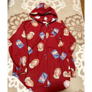 ピンクハウス(PINK HOUSE)のピンクハウス パーカーシャツ(シャツ/ブラウス(長袖/七分))