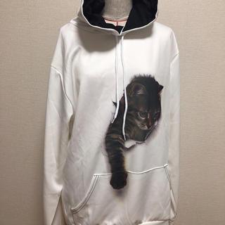 猫パーカー(パーカー)