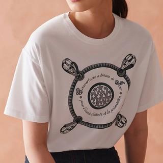 エルメス(Hermes)のエルメス Tシャツ 今季 新品(Tシャツ(半袖/袖なし))