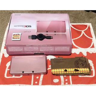 ニンテンドー3DS - 任天堂 3DS本体 / ウルトラサン / ポケモン カバー
