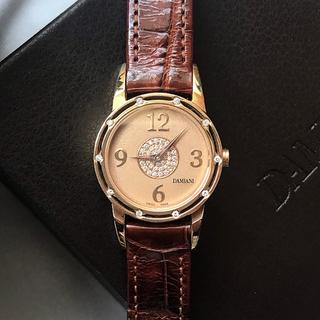 ダミアーニ(Damiani)の【購入価格】819,000円 限定品 美品 DAMIANI ダミアーニ 時計 (腕時計)