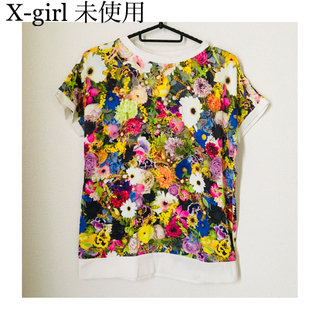 X-girl - 【新品/未使用】X-girl Tシャツ