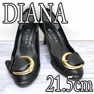 ダイアナ(DIANA)のダイアナ DIANA パンプス レザー 21.5cm 小さい(ハイヒール/パンプス)