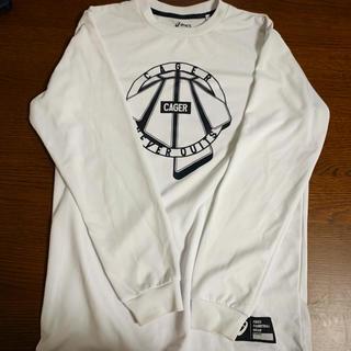 アシックス(asics)のアシックス ♡ バスケ ロンt(Tシャツ/カットソー(七分/長袖))