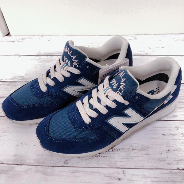 New Balance(ニューバランス)のNew Balance  23.5㎝ 新品未使用 レディースの靴/シューズ(スニーカー)の商品写真