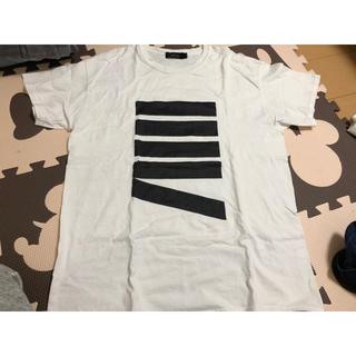トゥエンティーフォーカラッツ(24karats)の本日限定価格❤️ 24karats IIIV Print Tee 白 Tシャツ(Tシャツ/カットソー(半袖/袖なし))