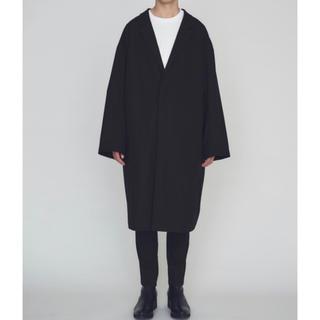 ラッドミュージシャン(LAD MUSICIAN)のLad musician 18ss big Chester coat(チェスターコート)