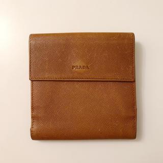 プラダ(PRADA)のPRADA(プラダ)折り財布(財布)