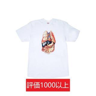 シュプリーム(Supreme)のSupreme Guts Tee 白L(Tシャツ/カットソー(半袖/袖なし))