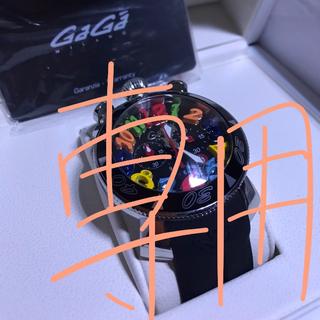 GaGa MILANO - ガガミラノ マニュアーレ 48mm クロノグラフ  SS マルチカラー