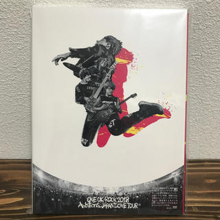 ワンオクロック(ONE OK ROCK)のONE OK ROCK 2018 AMBITIONS JAPAN DOME TO(ミュージック)