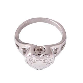 jouetie - ☥ Memorial Heart Ring .